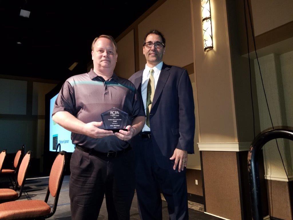Mike award